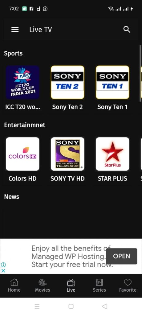 download thoptv pro for android